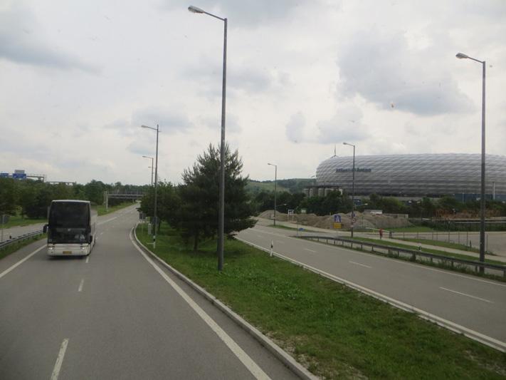 Stadion Bayern Munchen