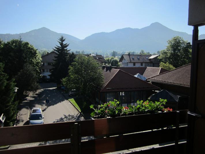Lenggries en de Bayerische Alpen