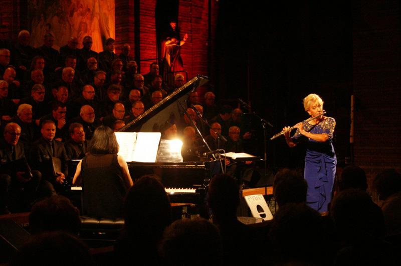 EMK en Berdien Stenberg in Concert