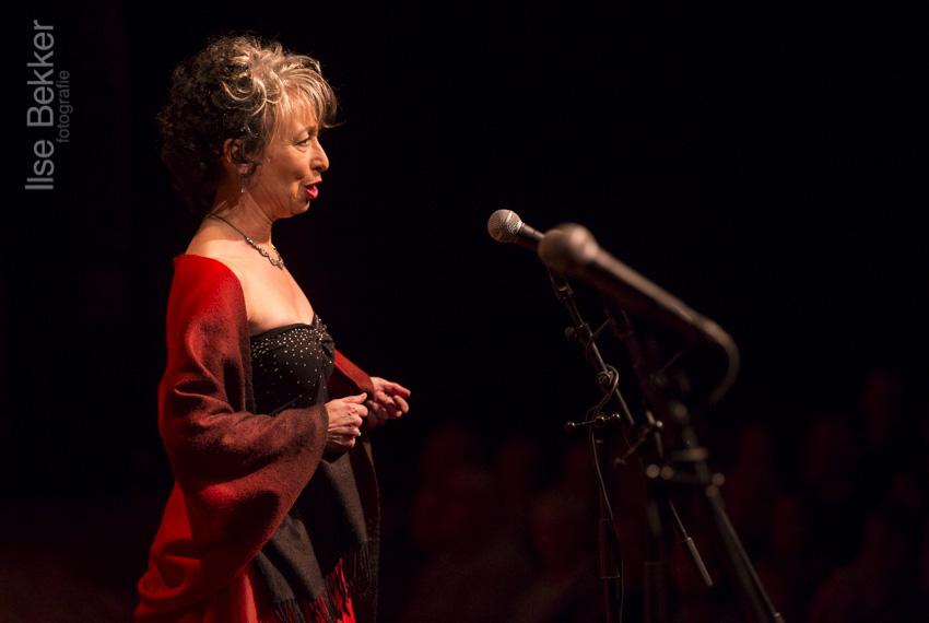 Armanda schittert in haar solo