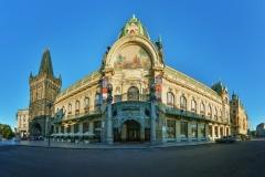 Dag 3 - De dag van ons concert in de Smetanazaal van de Obecni Dum