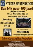 """Najaarsconcert """"een blik naar 2013"""" Amphion Doetinchem"""