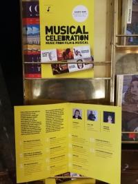dag 3 - folder van het concert
