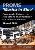 Proms Musica in Blue